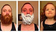 17 Hilarious Before And After Facial Hair Photos!