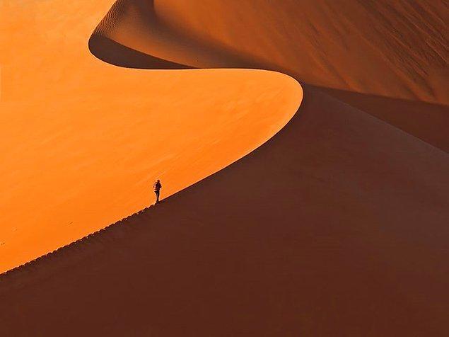 10. Sahra Çölü, Afrika