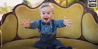 Малыш с синдромом Дауна стал звездой соцсетей