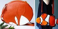 Стильные сумки-зверюшки от русских дизайнеров