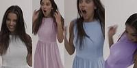 Австралийская компания изобрела платье, способное менять цвет при нажатии на кнопку
