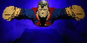 25 Masterpieces From DC Universe Recreated With Millions Of LEGO!