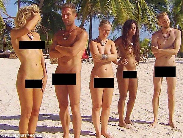 """Şu sıralar Almanya """"Adam sucht Eva"""" (Adem Havva'yı Arıyor) isimli TV programı ile çalkalanıyor..."""