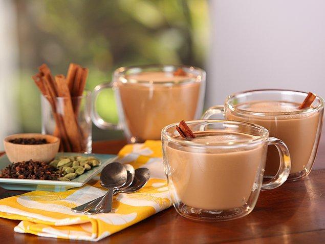 2. Kakuleli çay ile güne daha zinde başlayacaksınız.
