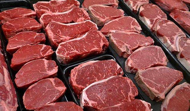 Et hakkında konuşurken aslında bahsedilen şey hayvanların kas dokusu oluyor.
