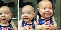 Малыш, у которого были проблемы со слухом, впервые слышит мамин голос