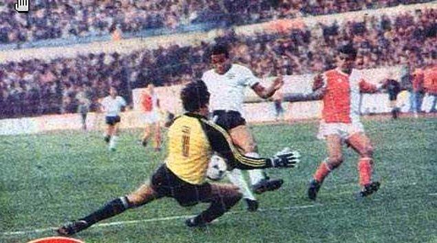 Türkiye Milli Takımının İngiltere'ye 8-0 Yenilmesi - 14 Kasım 1984