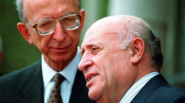 Süleyman Demirel 49. Hükümeti Kurması - 19 Kasım 1991
