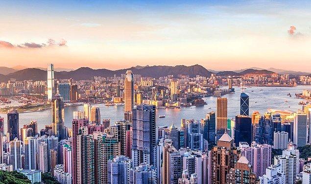 23. Hong Kong