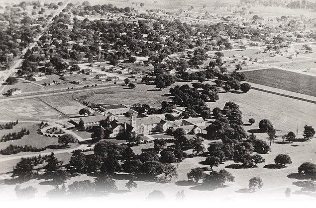2. Palo Alto'nun nüfusu 60'lardan bu yana ikiye katlandı.