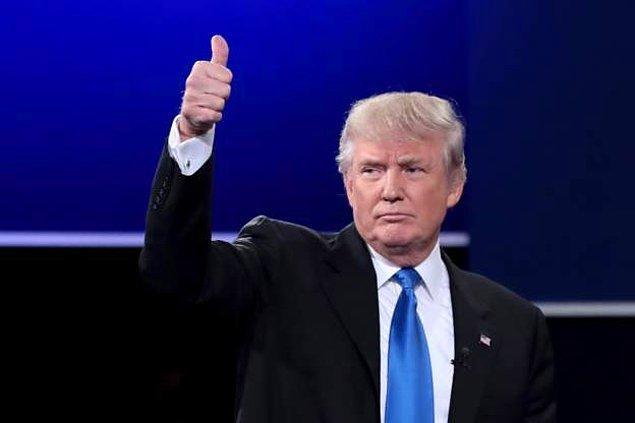 İlk kritik eyalet Trump'ın oldu. Ohio, son 13 seçimdir başkanlığı kazanan adayı tercih etmesiyle biliniyor.