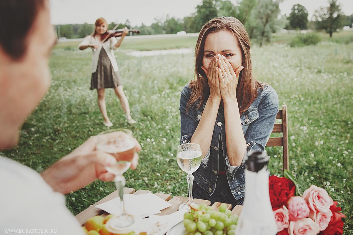 44 способа сделать предложение девушке