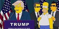Шок: Симпсоны предсказали победу Трампа на выборах еще в 2000 году!