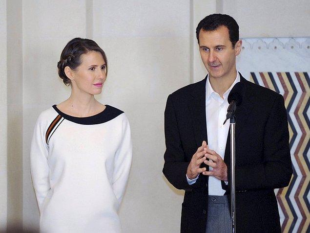 11. Londra'da başlayan bir aşk: Asma Esad ve Beşar Esad