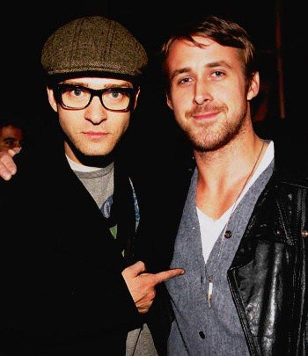 12. The Mickey Mouse Club isimli çocuk programına katılan Ryan Gosling ve Justin Timberlake bu programa katılan bütün çocukların kaldığı yurtta oda arkadaşıydılar.