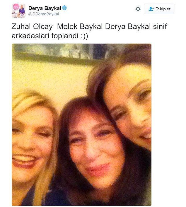 8. Erbil ve Baykal'ın aynı dönem konservatuvara gittikleri diğer iki isim ise Melek Baykal ve Zuhal Olcay.