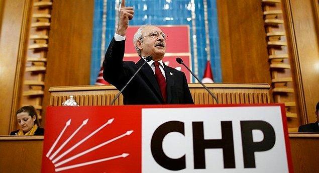 7- CHP, Genel Kurul'da anayasa değişikliği oylamasına katılacak mı?