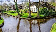 Удивительное рядом: голландская деревня Гитхорн, где нет ни дорог, ни машин