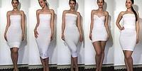 Мечта любой женщины: одно платье - много моделей