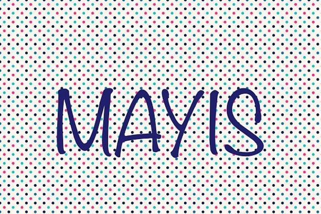 MAYIS!