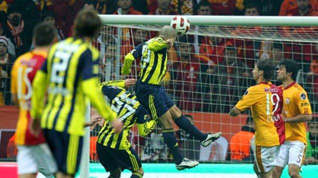 2. 'Fenerbahçe'nin, Arena'daki ilk derbiyi kazanması'