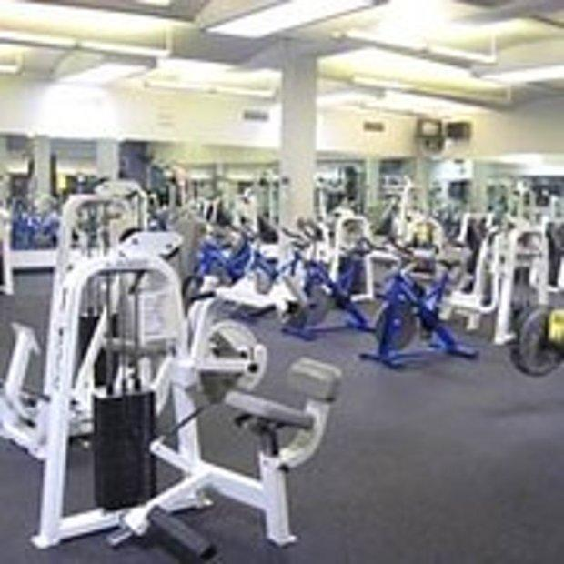 Spor salonunda