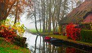 World's Most Peaceful Village: Giethoorn
