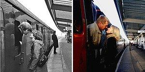 30 Years Later! Street Photographer Perfectly Recreates 29 Of His Shots!