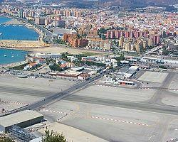 3- Gibraltar Airport