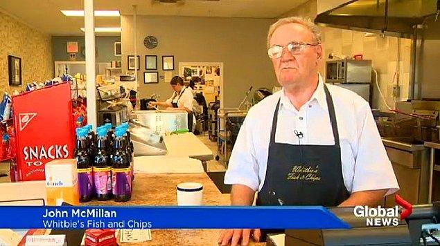 29. Bir Facebook Gönderisiyle Restoranı Dolup Taşan Yaşlı Adamın Hikayesi İçinizi Isıtacak!