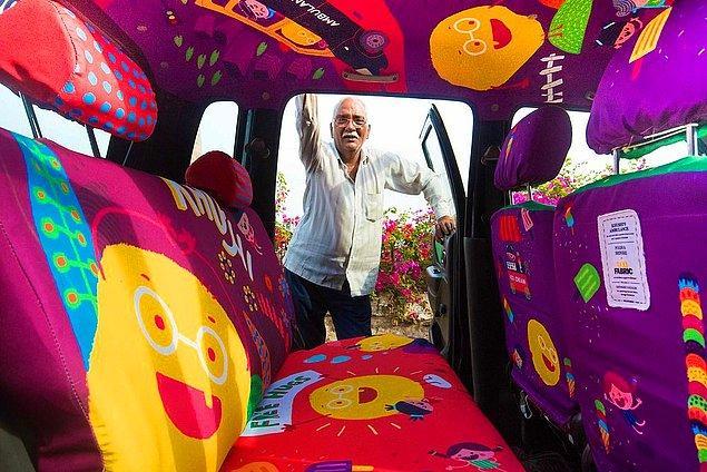 32. Taksisinde Umudu Taşıyor: Geceleri Hastaları Ücretsiz Taşıyan Adamın Şefkat Dolu Öyküsü