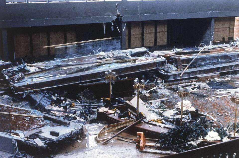 kansas city hyatt walkway collapse