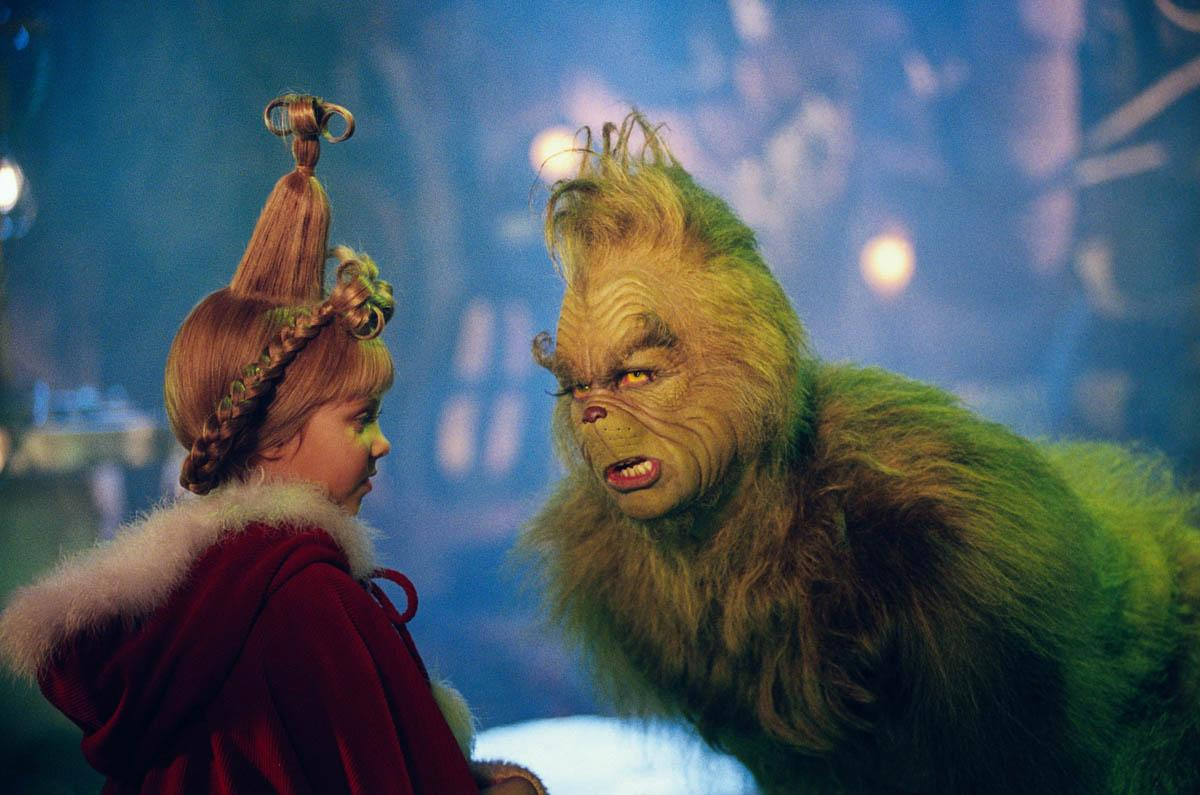the character of the grinch in the movie how the grinch stole christmas A christmas classic based on the popular dr seuss character you may have also noticed that i mentioned the live action grinch movie for #camovieweek i'm participating with part 2 and going to compare the two features together.
