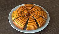 Süslü Kek Yapmak Aslında Çok Kolay! Zebra Kek Nasıl Yapılır?