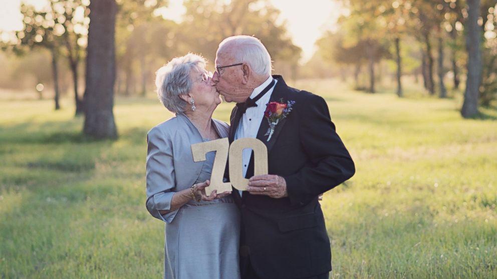 Вместе 70 лет поздравления