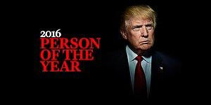 Trumped! TIME's Person Of The Year 2016: Donald Trump...
