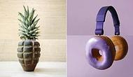 """Combo Photos"": Clever Mash-ups Combining Daily Objects!"
