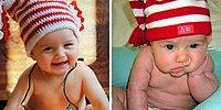 Ожидание VS. Реальность: 12 рождественских фото с малышами