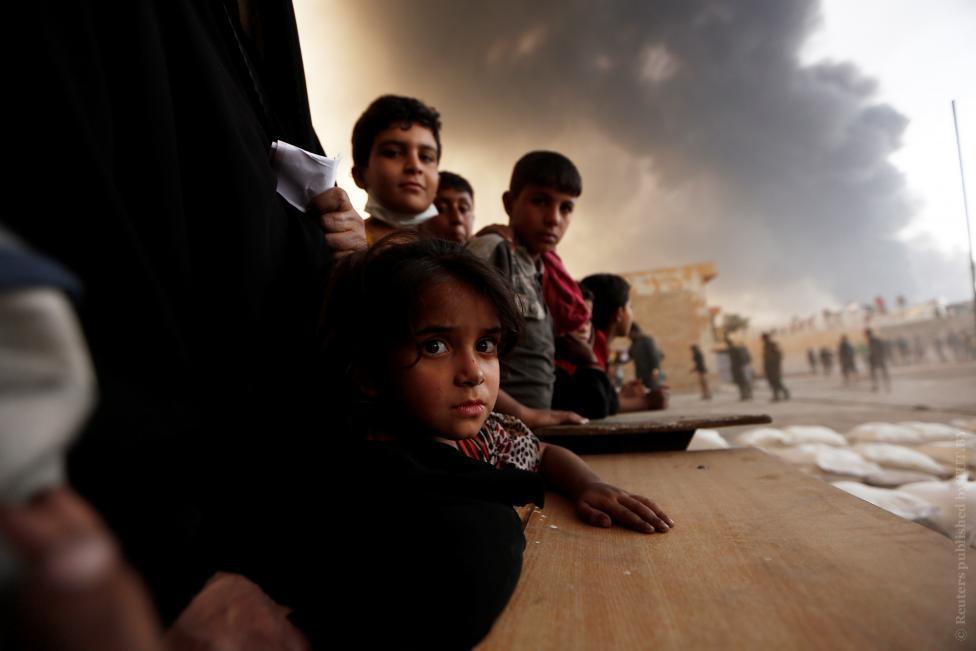 показать, что ирак жители лица фото если