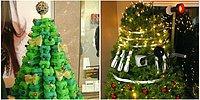 19 самых странных рождественских елок: сжальтесь над ними!