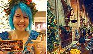 Рождественский ужин в Большом зале Хогвартса: мечта поттеромана