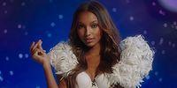Новогоднее поздравление от ангелочков Victoria's Secret