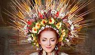 16 сногсшибательных кокошников с цветами, которые заставят вас полюбить традиционные костюмы