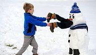 17 самых креативных и смешных снеговиков нашей планеты