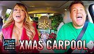 Рождественский гимн в Carpool Karaoke от Мэрайя Кэри и других звезд