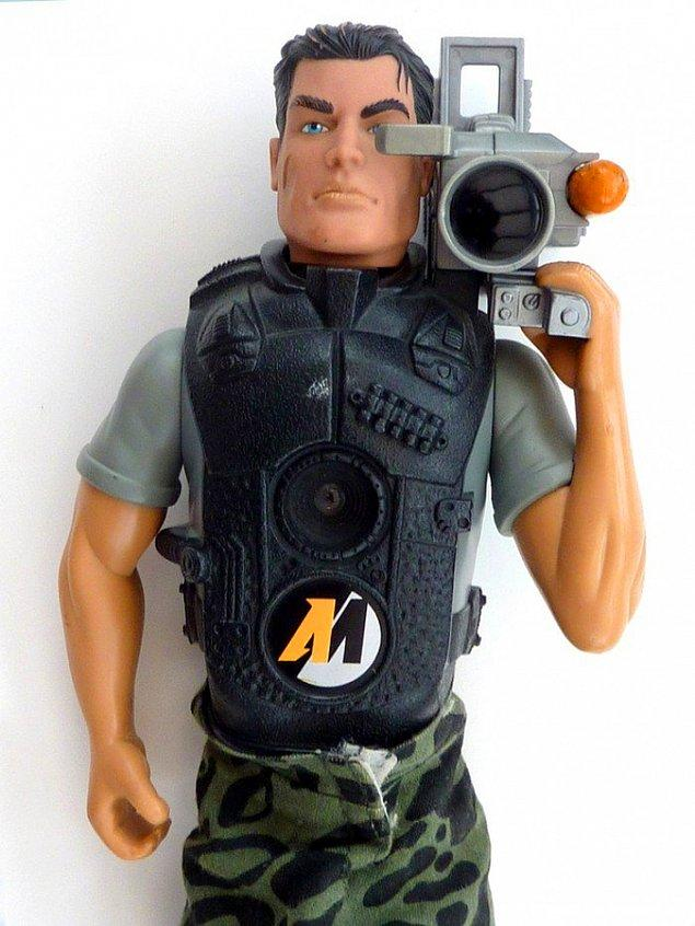 11. Action Man