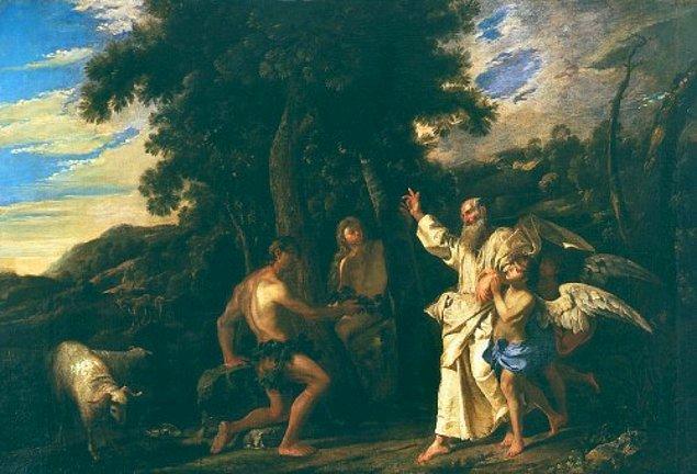 16. Pier Francesco Mola (1638)