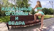 Упражнения для идеальных ягодиц и стройных бедер