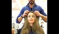 Парикмахер из Дубая для покраски волос использовал Nutella и сгущенку
