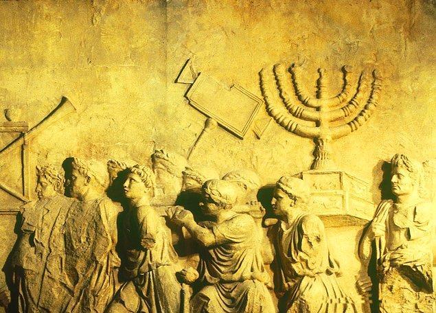 İkinci hikaye Kudüs'ten.